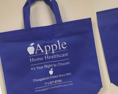 "Apple Supports Rush University Medical Center Patients with Discharge ""Swag Bag"""